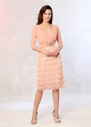 vestido corto atenea