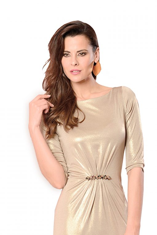 vestido corto irene