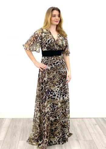 vestido largo ebel