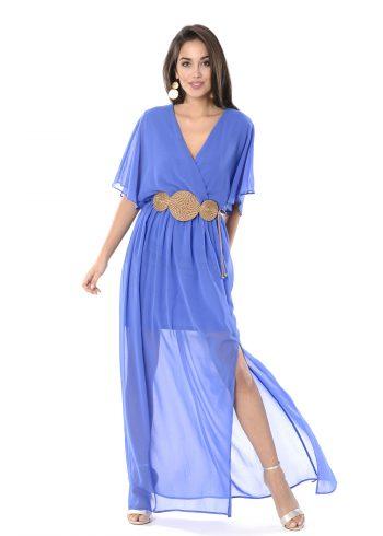 vestido largo odina