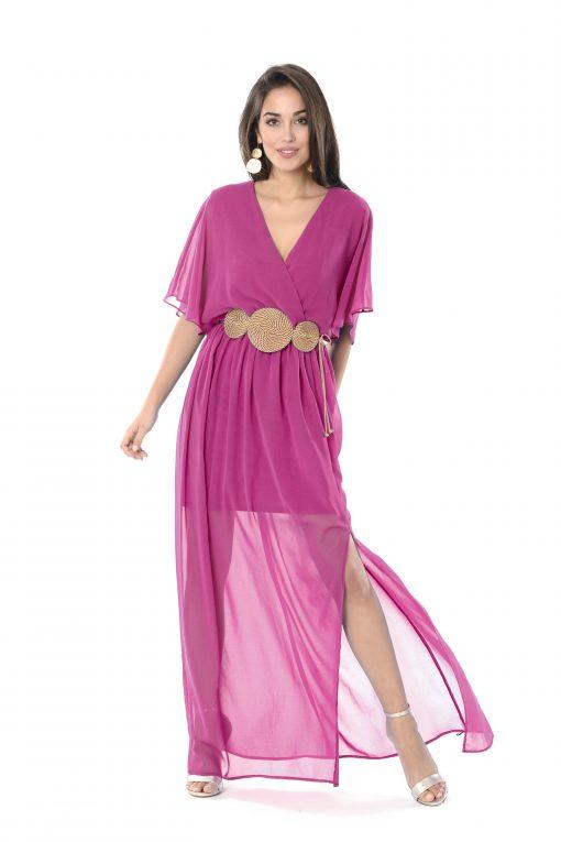 vestido odina largo_buganvilla